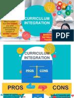 Curriculum Integration Principal GS