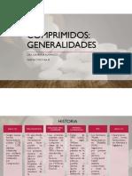 1. COMPRIMIDOS GENERALIDADES