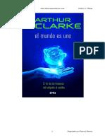 El Mundo Es Uno - Arthur C Clarke