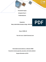 Unidad 2 - Fase 3 - Problematización