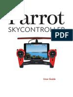 Skycontroller User-guide Uk