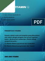 Ppt materi vitamin