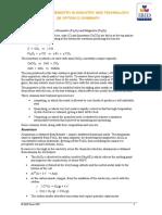Chemistry Student CD  IBID PRESS  Ch 14 Summary