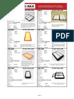 Catalogo de Daruma Aire