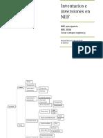 Inventarios e Inversiones en NIIF