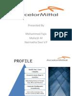 Arcelor Mittal Final