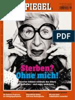 Der Spiegel Magazin No 48 Vom 23 November 2019