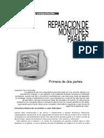 Manual Sobre Reparacion de Monitores de Pc