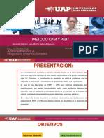 Metodo Cpm y Pert - Mirreilli Vasquez Molocho