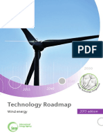 Technology Roadmap Wind Energy