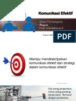02 MP- Komunikasi Efektif
