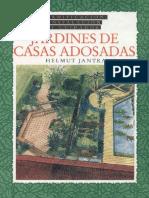 Plantas - Jardines de Casas Adosadas
