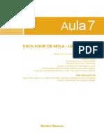 09554526082013Fisica Basica Experimental Aula 07