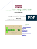 Diseño Sismorresistente de Estructuras Aporticadas de Hormi