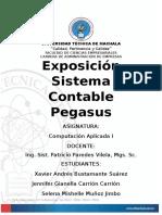 Informe - Pegasus