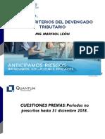 Devengado Tributario 2019 TRIBUTA HUANCAYO