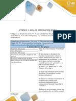 Paso 3 - Apéndice 1- Guía de Observación Grupal_Diana_Ramirez