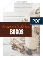 eBook de BOGOS Noviembre 19-23 2018