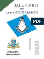 Edoc.pub Ritual Amp Libro de Aprendiz Mason Glalam