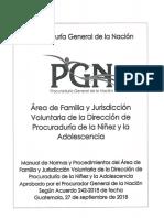 PROCESOS DE FAMILIA LEY PINA