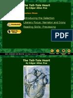 Tell Tale Heart Powerpoint 2