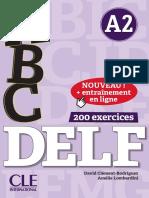 Extrait ABC Delf a2