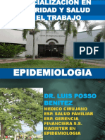 EPIDEMIOLOGIA LABORAL