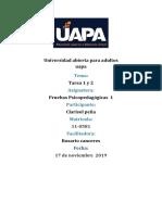 tarea 1 y 2 pruebas psicopedagogicas.docx