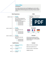 Timeline-Word-CV-template.docx