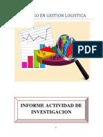 Informe Actividad de Investigacion