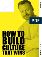 Download How to Build Culture That Wins May 2019