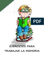 Trabajar la Memoria
