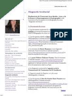 Diagnostic Territorial - Bourdeau-Lepage Lise