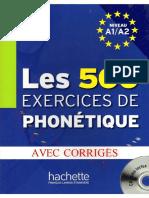 phonetique exercises