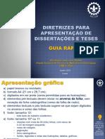Diretrizes Teses USP-Lorena 2019