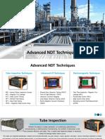 Advanced NDT Techniques Presentation 1572625262