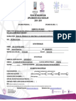 Ficha de Inscripcion Jose Luis