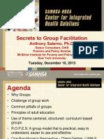 12.10.13 Group Facilitation Webinar Final - Full Slides