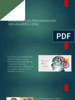 Entrevista Con Programación Neolingüística Pnl