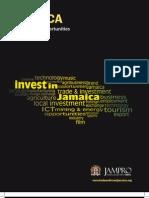 JAMPRO - Jamaica Investment Opportunities - Sept2010