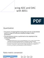 Interfacing ADC & DAC With 8051_v1