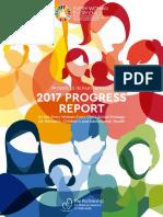 reporte 2017 estrategia mundial para la salud