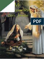 Libro Mi Encuentro Con Jesus