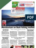 Vox Bikol Vol. 28 Issue No. 26