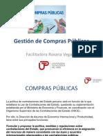 Administracion de Compras y Suministro SEMANA 12- Compras Públicas