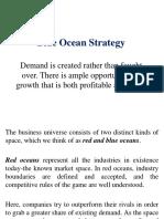 4.4 Blue Ocean Strategy