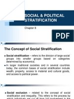 CHAPTER 8 Social Political Stratification