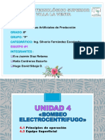 4.1 y 4.2 Bombeo Electrocentrifugo
