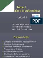 Introduccion a La Informatica (IPAC)