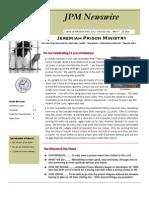JPM November 2010 Newsletter